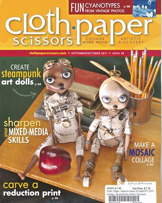 issue 38 cloth paper scissors