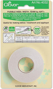 10 mm .5 inch clover fusible web for bias tape maker