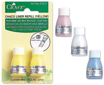 clover chaco liner refill