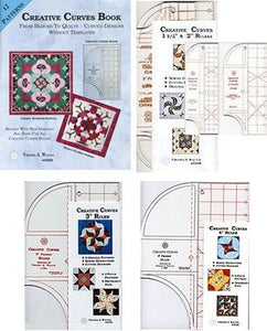 creative curves book 4 ruler package