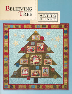 believing tree from art to heart nancy halvorsen