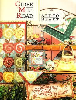 cider mill road nancy halvorsen an art to heart book
