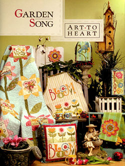 garden song book nancy halvorsen art to heart