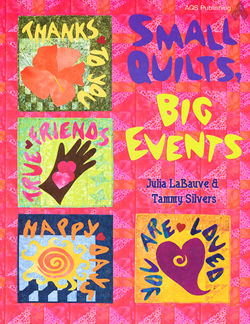 small quilts big events