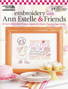 embroidery with ann estelle