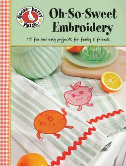oh sew sweet embroidery gooseberry patch