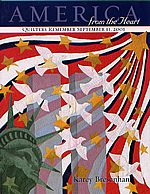 america from the heart quilters remember september 11 2001