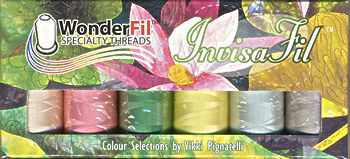b006 luscious and lowely invisafil thread pack
