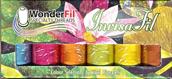 b007 bold bright invisafil thread pack