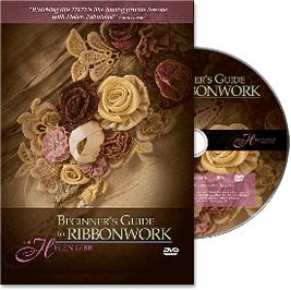 dvd beginner guide to ribbonwork
