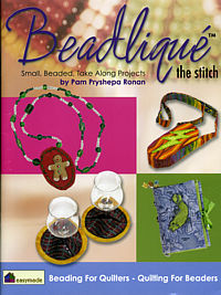beadlique the stitch pam pryshepa ronan