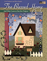 the blessed home quilt