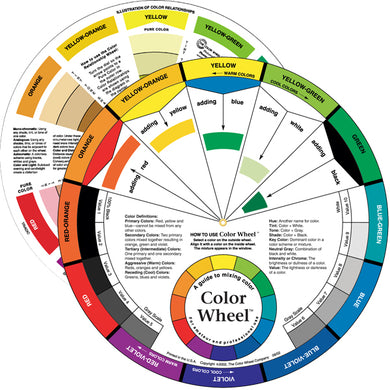 color wheel by color wheel company