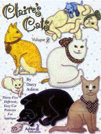 claires cats volume 2 darcy ashton
