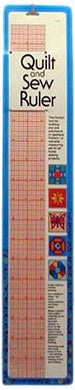 collins quilt sew ruler