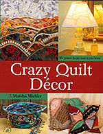 crazy quilt decor j marsha michler