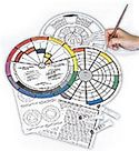 create a color wheel