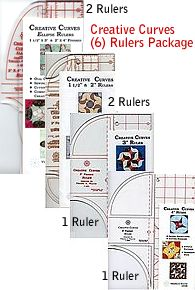 creative curve rulers pkg