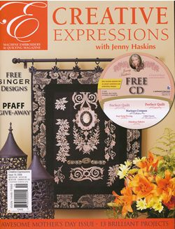 issue 19 creative expressions