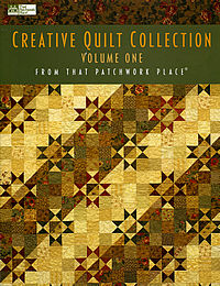 volume 1 creative quilt collection