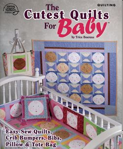 the cutest quilts for baby trice boerens