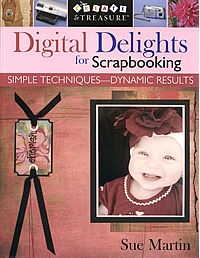 digital delights for scrapbook
