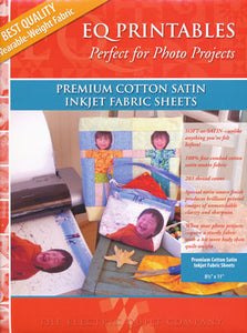 eq printable premium satin
