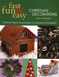 fast fun easy christmas deco