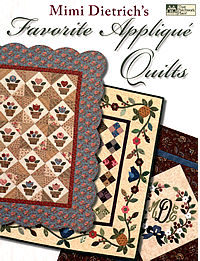 favorite applique quilts mimi dietrich