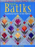 focus on batiks