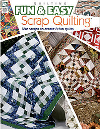 fun easy scrap quilting