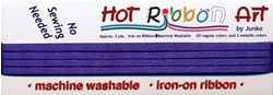 hot ribbon royal blue 10