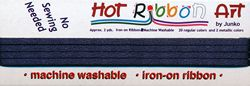 hot ribbon dark blue 15