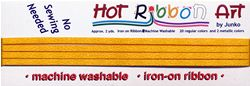 hot ribbon golden yellow 19