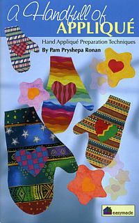 a handfull of applique pam pryshepa ronan