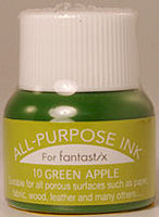 all purpose ink tsukineko ink 10 green apple