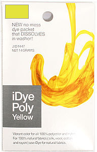 yellow idye poly
