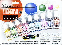 opaque airbrush colors exciter pack