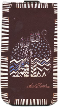 laurel burch phone case gatos
