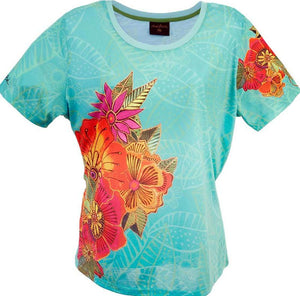 flora laurel burch t shirt
