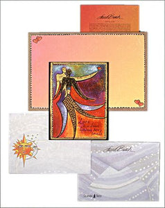 dance of life greeting card