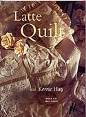 latte quilt with kerrie hay
