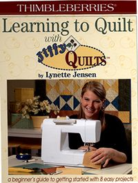 learning to quilt jiffy quilt