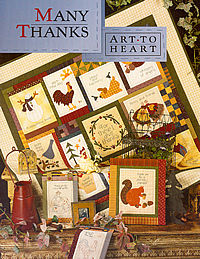 many thanks art to heart nancy halvorsen an art to heart book