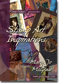 stamp art inspirations dvd