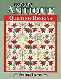 more antique quilting designs
