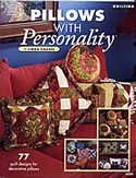 pillows with personality linda causee