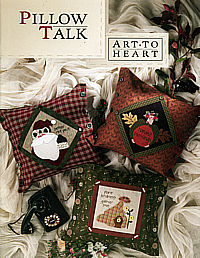pillow talk nancy halvorsen art to heart series