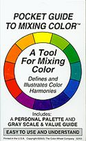 pocket guide to mixing color