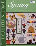 the quilters home spring lois krushina fletcher